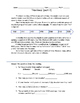 Timelines and Sources Unit Worksheets