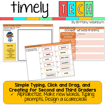 Timely Tech - 20 October Themed Technology Activities
