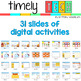 Timely Tech - 22 Back to School Themed Technology Activities