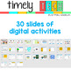 Timely Tech - 23 April Themed Technology Activities