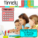 Timely Tech - 23 February Themed Technology Activities