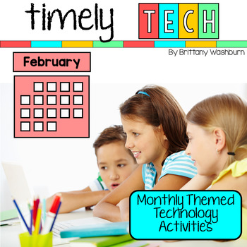 Timely Tech - 23 February Themed Computer Lab Lessons