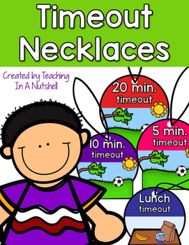 Timeout Necklaces