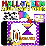 Timer: Countdown 10 Minutes (or less): Use with your Hallo