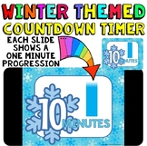 Timer: Countdown 10 Minutes (or less): Use with your Winte