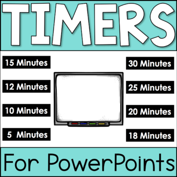 Centers Powerpoint With Timer Worksheets & Teaching