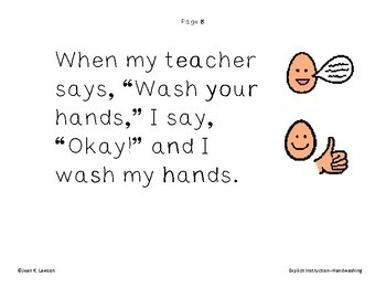 Times I Wash My Hands--Explicit, Visuals, Self-Monitoring, Data Collection