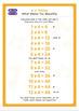 Times Table Chart Lyrics - Maths Rockx