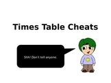 Times Table Cheats Slideshow