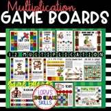 Times Table Game Set