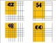 Times Table Game - Reverse Flash Cards