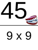 Beginning Multiplication Scavenger Hunts - 9's, 10's, 11's, and 12's