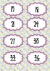 Times Tables - Flash Cards.Butterflies- 2x,3x,4x,5x
