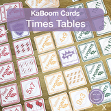 Times Tables | KaBoom Cards