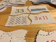 Times Tables Matching Activity - FOUR'S, EIGHT'S and ELEVEN'S