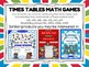 Times Tables Math Games
