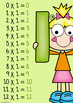 Times Tables / Multiplication Poster Pack