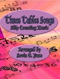 Times Tables Songs CD