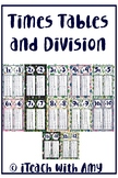 Times Tables and Division
