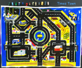 """Times Town - Making Times Facts a """"ROAD"""" of Fun"""