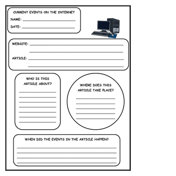 Timesavers and Graphic Organizers