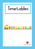 Timetables 1-15