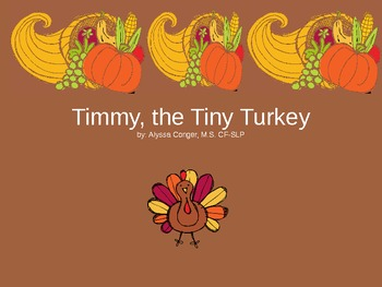 Timmy the Tiny Turkey
