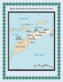 Timor-Leste Geography Maps, Flag, Data, Assessment - Map Skills Data Analysis