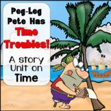 Telling Time Activities Story Unit Plus TPT Easel