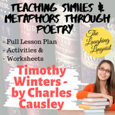 Teaching Similes and Metaphors through Poetry using Timoth