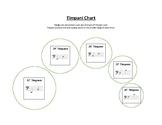 Timpani Tuning Chart