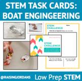 Tin Foil Boat Engineering STEM Challenge