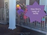 Tina Tink's Leap of Faith (STEM Parachute Challenge) Goldie Blox