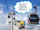 Tina Tink's Sky High Cable Car (STEM/ Maker Activity)