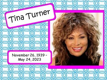 Tina Turner: Musician in the Spotlight