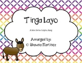"""Tinga Layo"" a West Indies Calypso song with Orff arrangement"