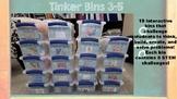 Tinker Bins-152 STEM Challenges in Science, Technology, En