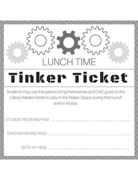 Tinker Ticket