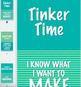 Tinker Time/Maker Hour Clip Chart