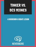 Tinker v. Des Moines: A Discussion-Based Lesson on Free Speech