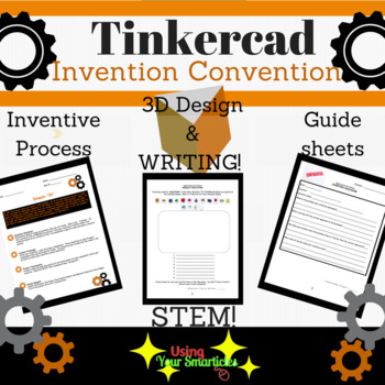 Tinkercad - Create an Invention