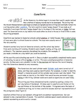 Tinkercad Cuneiform Tablet