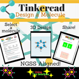 Tinkercad - Design a Molecule