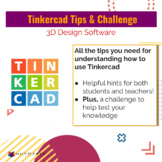 Tinkercad Tips and Challenge