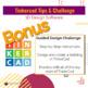 Tinkercad Tips and Challenge
