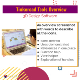 Tinkercad Tools Overview