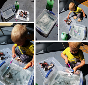 Tinkering Toddlers May Structured Playgroup Curriculum