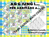 Tino Ten frames - task cards - math centre