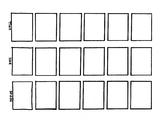 Tint, Hue, Shade Grid Handout