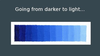 Tint and Shade PowerPoint